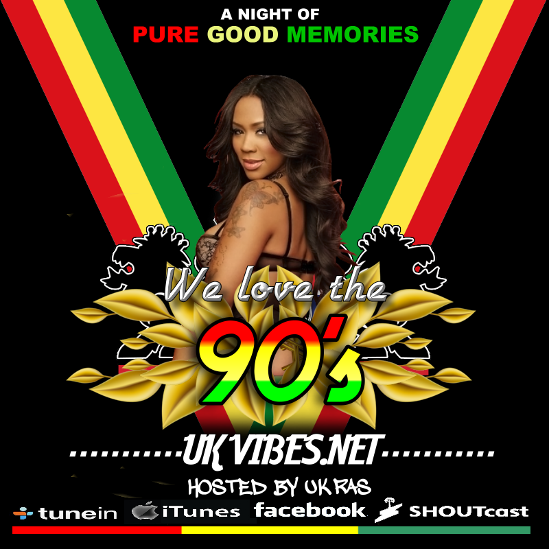 Uk Vibes Net Playing Good Reggae Music 24 hours a day simple