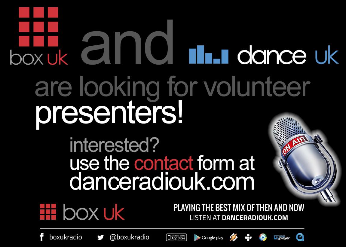 Volunteer Presenters/DJ's wanted  | Internet Radio Forums