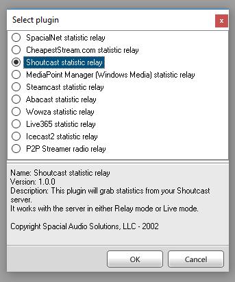 Configuring 'SAM Broadcaster Pro' for Shoutcast v2 and